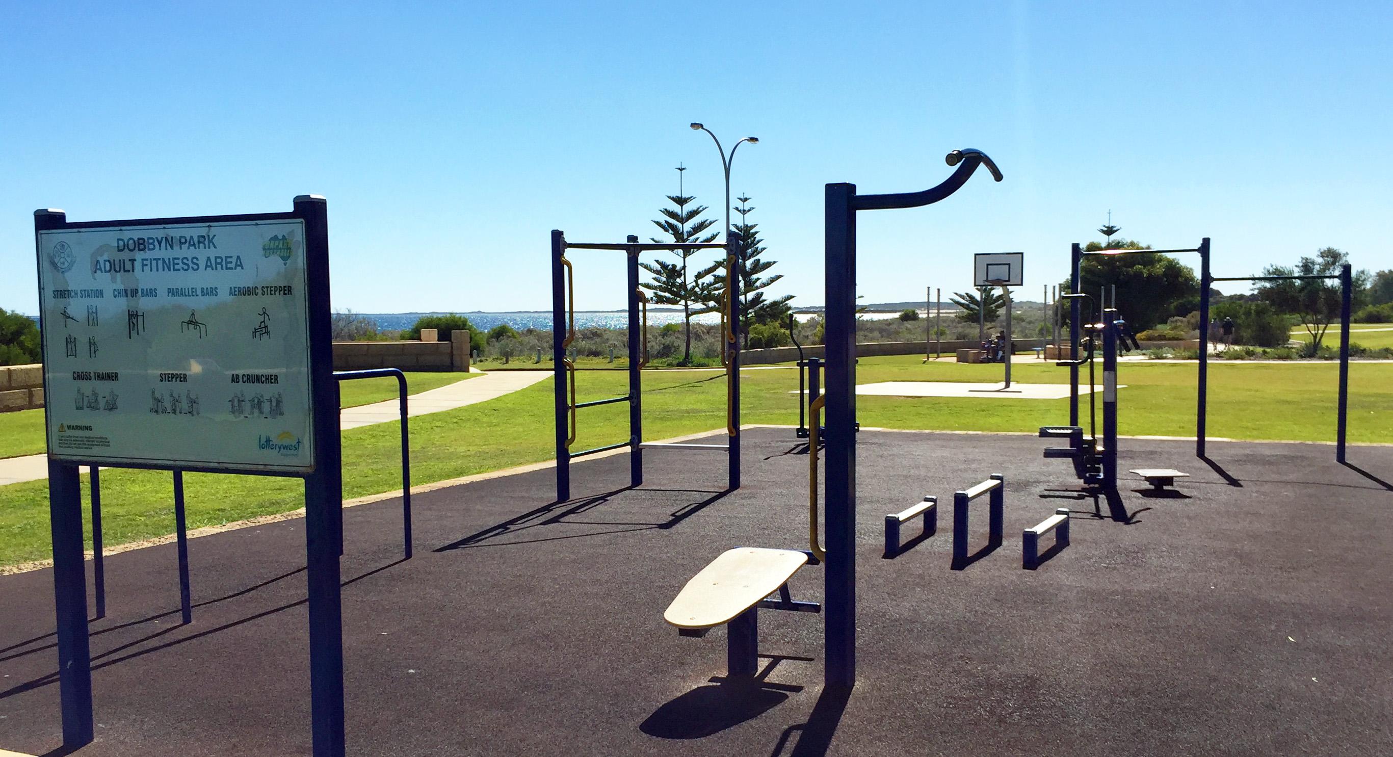 Beachridge-Estate-Jurien-Bay-Work-out-area